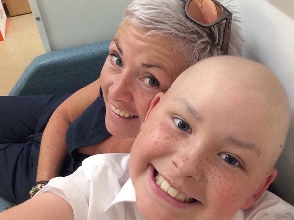Parenting a Child with Cancer Diagnosis
